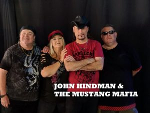 John Hindmand & The Mustang Mafia Band