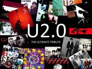 U2.0 - The Ultimate Tribute
