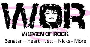 WOR: Woman Of Rock