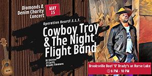 Cowboy Troy Event